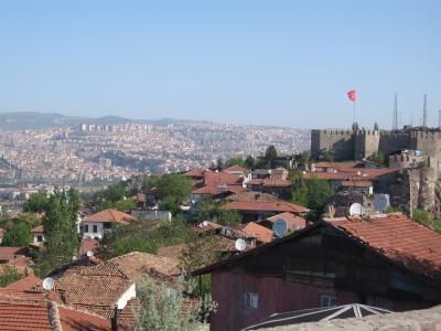 東西の十字路 トルコ