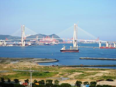 2013 夏の釜山より (1)海を見ていた午後