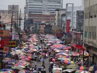 LCCで行く!弾丸フィリピン1泊2日の旅 マニラ市内高架鉄道の旅