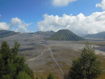 ジャワ島東部2013・・・(2)「おー・・・ブロモ山ね・・・」という訳で