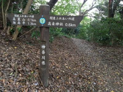 2013夏 湘南平塚湘南平 高麗山ハイキング