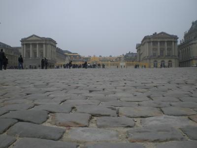 2011年母と娘のフランス旅行2 ヴェルサイユとシャルトル