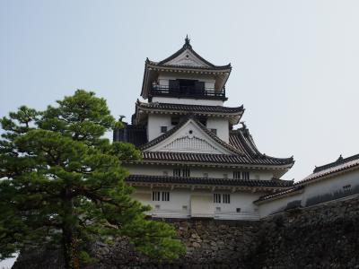高知城観光