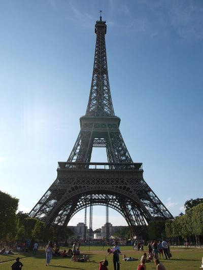 Bonjour PARIS♪初めてのパリ①ドーハ経由でパリ到着?エッフェル塔と凱旋門に行こう編
