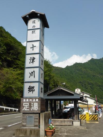 2013年暑気払い旅行・十津川温泉