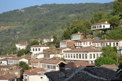 トルコの街歩き~シリンジェ村~