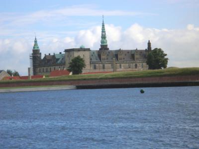 デンマークの地方都市ヘルシンオア訪問