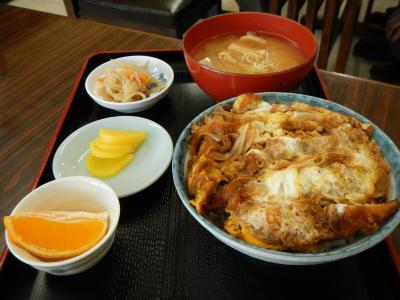久しぶりの長野県 松本の高橋で不思議なソースカツ丼と萬長の山賊焼きとゲテモノ盛り合わせ締めは松本からあげセンターで編