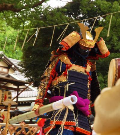 2013 王子神社 田楽奉納 上