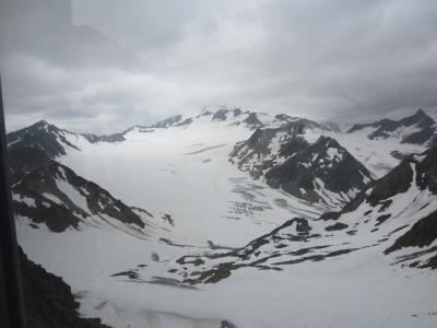 2013年オーストリア・スイスの旅 №6   *** Tiefenbach 展望台~ Schruns へ移動***