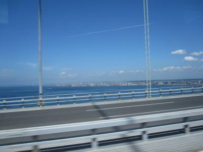 大阪から四国を通って広島・呉へ(2)