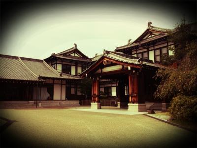 クラシックホテルに泊まろう3*・゜・*奈良ホテルで贅沢なひととき*・゜・*