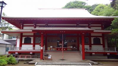 温泉の旅(16)・・・草津温泉 光泉寺の参拝