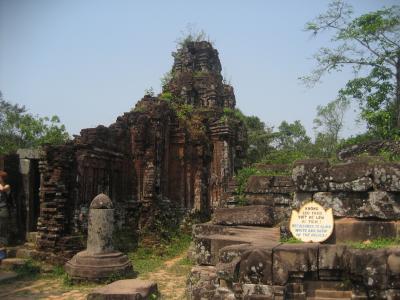 ベトナム 4つの世界遺産を巡る南北縦断の旅 2 ホイアン&ミーソン遺跡編