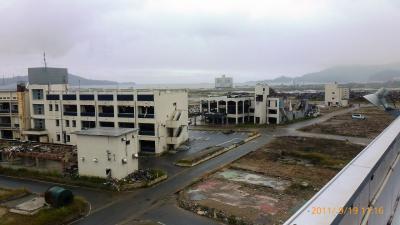 ●3日目: 20110311東日本大震災被災地半年後の姿 (南三陸町~宮古市)