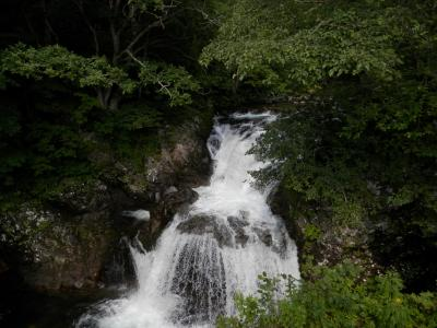 伊達市の大滝村で