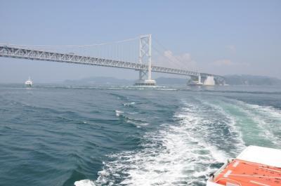 お盆休み駆け足ドライブ~淡路島&徳島へ~
