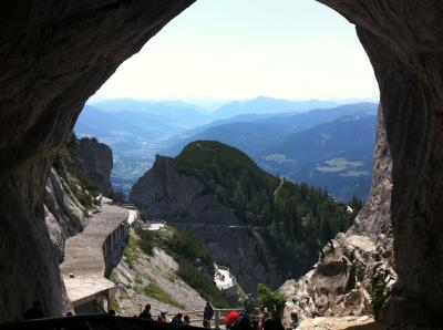 2013年夏 オーストリア旅行 ザルツブルク編3(大氷穴アイスリーゼンベルト再訪)
