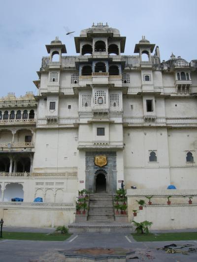 インド ラジャスタン地方旅行記 2日目 ウダイプール