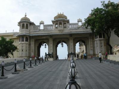 インド ラジャスタン地方旅行記 3日目 ウダイプール観光