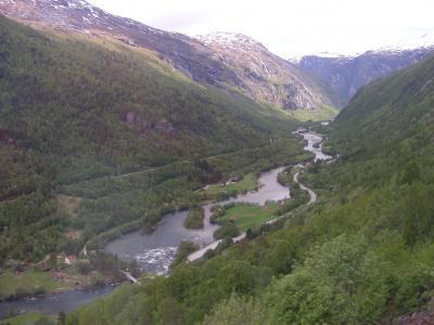 1305ノルウェー~ラウマ鉄道