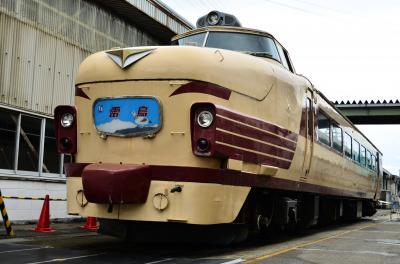 JR西日本「金沢総合車両所」一般公開に訪れてみた