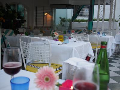南イタリア 2013夏 カフェ & レストラン @カプリ編