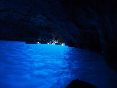 南イタリア 2013夏 青の洞窟 第一弾 ~陸からのアプローチ~