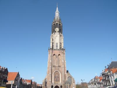 2013年春 アムステルダム~デルフト~ブリュッセル~パリ その2