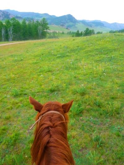 モンゴルの大草原で馬に乗るぞ!! 星空みるぞ!! vol.2 (テレルジ)