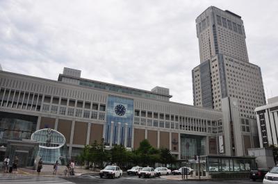 札幌駅周辺の散歩