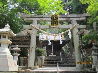 20130809 米原 湯谷神社