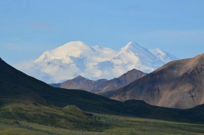 Denali National Park (2013年夏の旅行記)