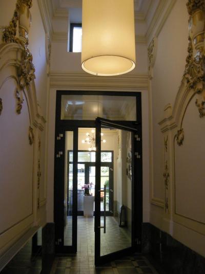 ウイーン、ブダペスト初夏の一人旅(22)~ウイーン到着。ホテル滞在(Hotel Rathaus Wine & Design)~