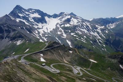 団塊夫婦の世界一周絶景の旅2013年・ヨーロッパ編−オーストリアアルプスドライブ紀行