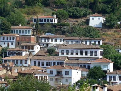 2013.8トルコの友人の実家を訪ねて4-Sirince(シリンジェ)村 街歩きの続き