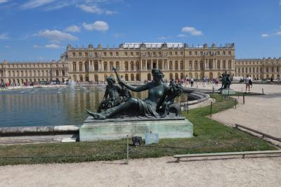 パリ旅行 4日目ベルサイユ