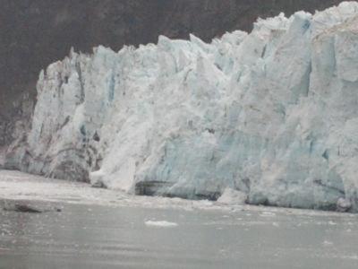 プリンセスで「グレイシャー・ベイ」クルーズ⑤圧巻 大氷河を船上から展望
