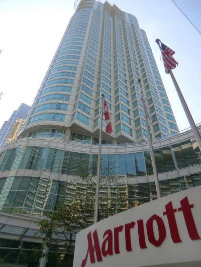 バンクーバーマリオットピナクル・ダウンタウンホテル