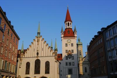 ちゃあちゃん、ここからドイツをほっつき歩く旅をするその3 ミュンヘン最終日