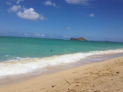 Wママと行くオアフ島 2013 vol.8 Beach