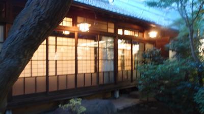 2013年 上野 鴎外荘