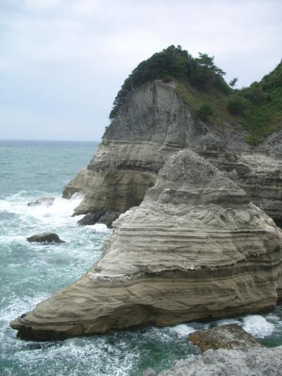 景色を楽しみながら伊豆の温泉民宿へタンデムツーリング