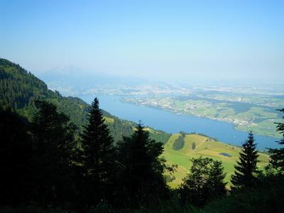 スイス:山の女王リギ山でハイキング~ゼーボーデンアルプからリギ・シュタッフェル~【スイス情報.com】