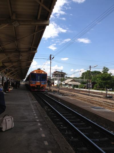 退職記念★ミャンマー&タイ旅行(ピッサヌローク→バンコク)