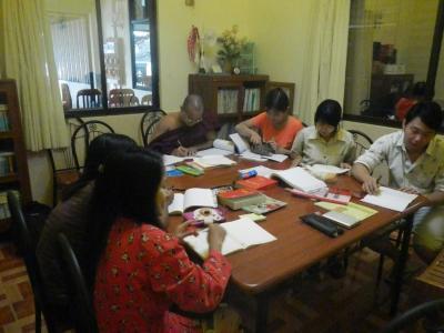 たびたびの旅 東南アジア50日間の旅(15)2013/09/07 ミャンマー、ピィ、4日目