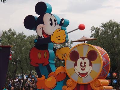 2013年盛夏・祝30周年♪久しぶりのディズニーランド
