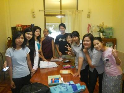 たびたびの旅 東南アジア50日間の旅(16)2013/09/08 ミャンマー、ピィ、5日目