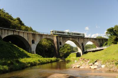 東北岩手の旅(3)遠野めがね橋・カッパ淵