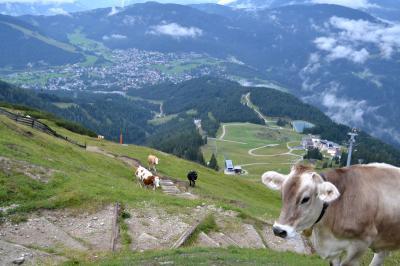 南ドイツ・オーストリア・北イタリアを車で巡る14日 3 ゼーフェルト Seefeld